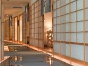 spa walkway