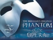 Phantom of the Opera, west end, London