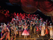 Phantom of the Opera, west end, London, masquerade
