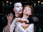 Phantom of the Opera, west end, Geronimo Rauch