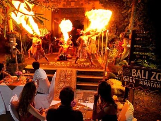 balizoo fire dance