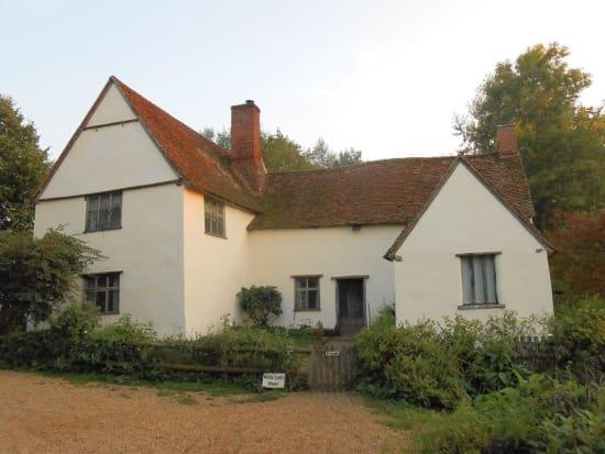 Flatford Willy Lott Cottage