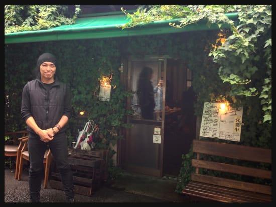 中崎町(築100年のカフェとそのオーナー)