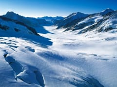 glacier, switzerland, swiss alps, Jungfraujoch