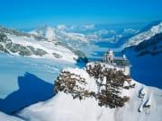 Sphinx Observatory, Jungfraujoch, switzerland