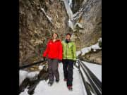 Johnston Canyon Icewalk® 4