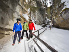 Johnston Canyon Icewalk® 9