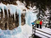 Johnston Canyon Icewalk® 7