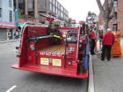 San francisco_Fire engine truck tour