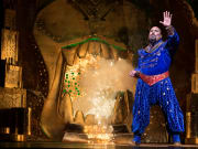 USA_New York_Broadway_Aladdin_Jafar