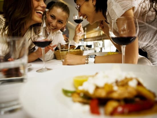 Group Dining Activity