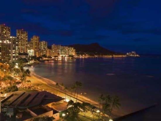 Waikiki_Night01
