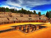anfiteatro romano italica andalsur