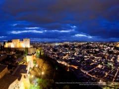 7. Panorámica Alhambra y Ciudad
