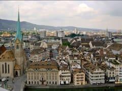 Fraumuenster Panorama