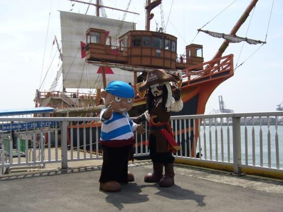 ⑬サンタマリア 海賊A