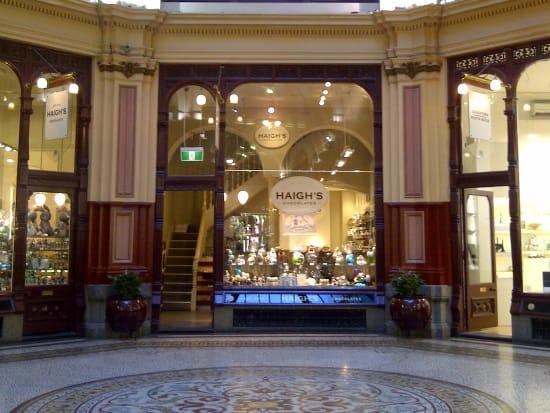 Haighs - Royal Arcade (381, 361, 361L, 341, 387, 397)
