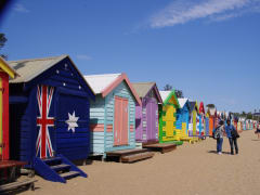 Brighton Bathing Boxes (392, 372, 372L, 352, 322H, 397)