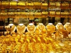 金製品がいっぱい