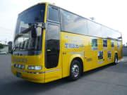 定期観光バス車両 001