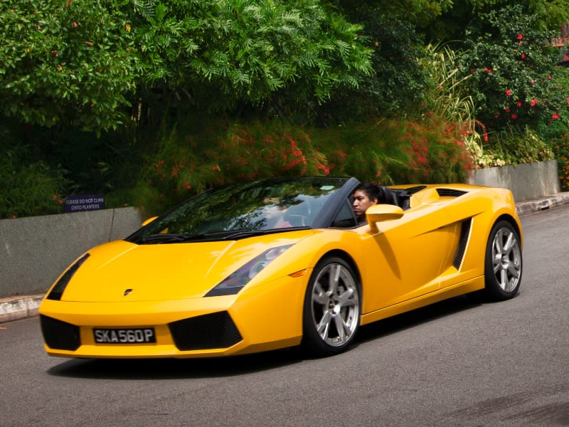 Feel The Adrenaline Rush Of A Driving Around The City In A Supercar! Get  Behind The Wheel Of A Ferrari, Lamborghini Or McLaren And Tear Through  Singaporeu0027s ...
