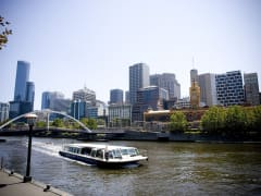 melbourne yarra river cruise