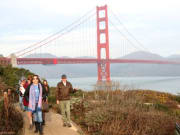 USA_California_Golden Gate Bridge_Marin Headlands