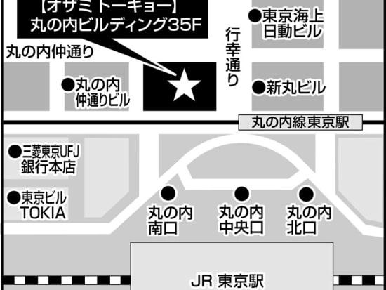 オザミトーキョー 丸ビル35F