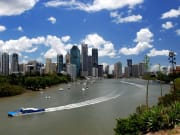 river skyline