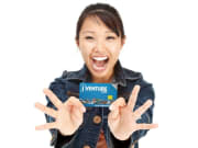 2014 iVenture girl-with-card