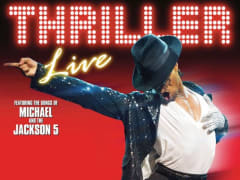 London, West End, michael jackson, thriller, live