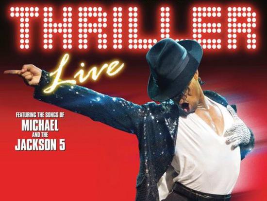 London, West End, michael jackson, thriller, live