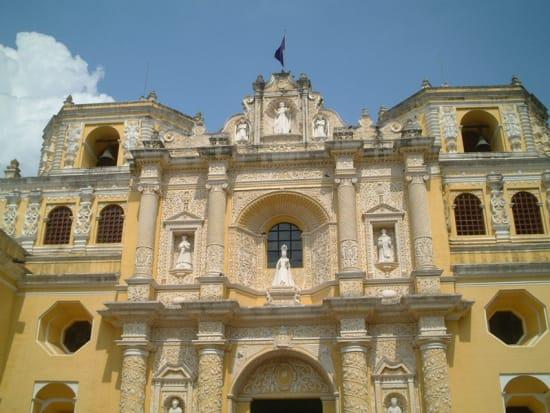 アンティグアメルセー教会