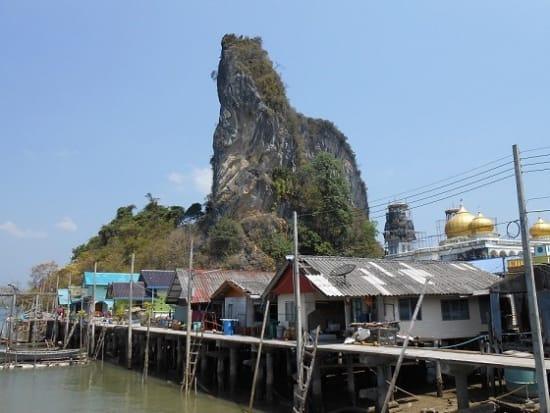 Pan Yi Island