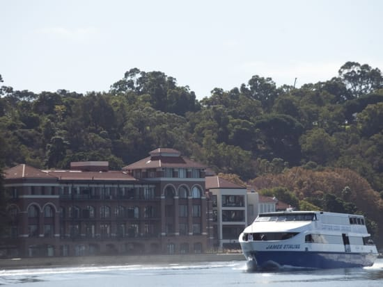 Swan River Scenic Cruise 2