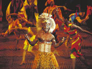 Lion King - Production Shot - Dancing