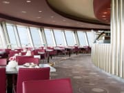 Berlin TV Tower Sphere Restaurant