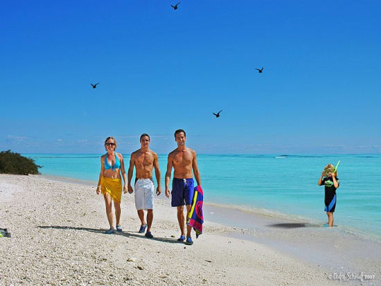 island-walk