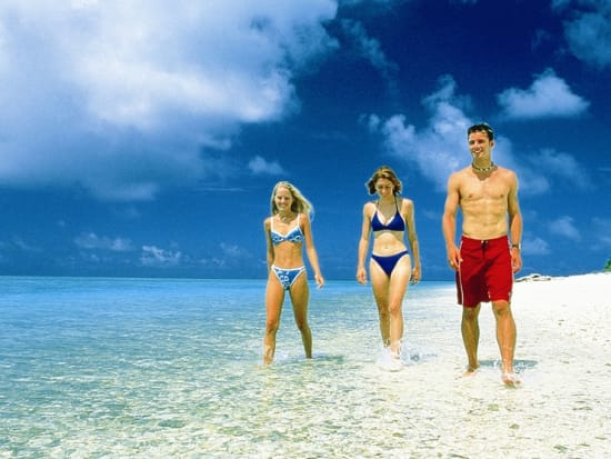 beach-walkers
