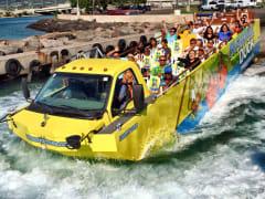 水陸両用車ダックツアー | ハワイ(オアフ島)の観光・オプショナルツアー専門 VELTRA(ベルトラ)