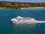 Bunyip Tours Queenscliff to Sorrento Ferry'