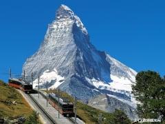 ゴルナーグラート鉄道_スイス政府観光局