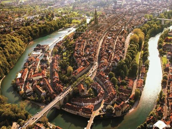 ベルン旧市街_スイス政府観光局