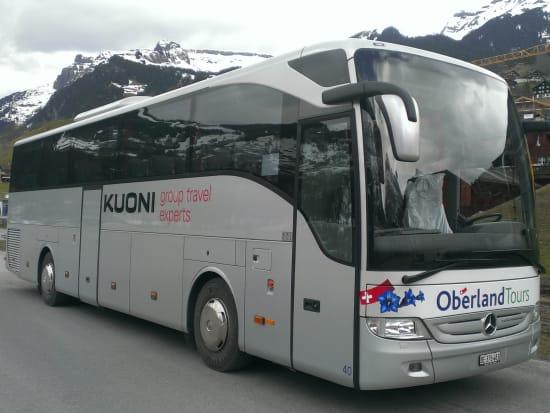 Grindelwald Kuoni Livery coach001