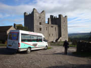 Bolton Castle No5. Tour main page