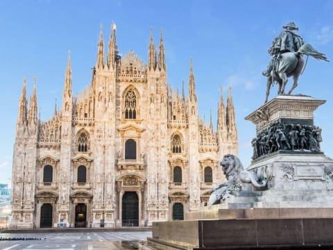 イタリア(ミラノ)旅行の観光・...
