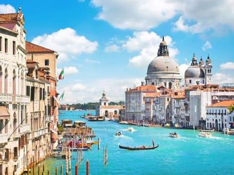 ベネチア観光ガイドツアー