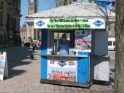 grayline kiosk