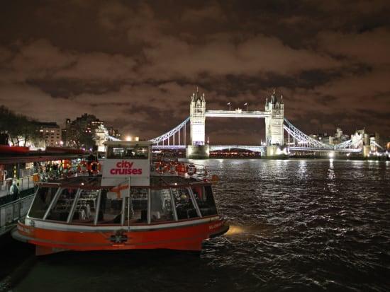 City Cruises by Tower Bridge