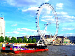 RiverlinerLondonEye